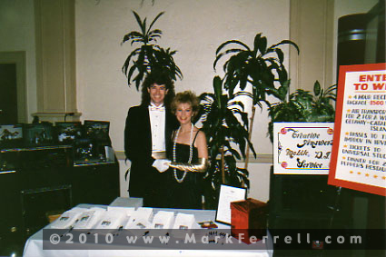 MarBecca's First Bridal Show