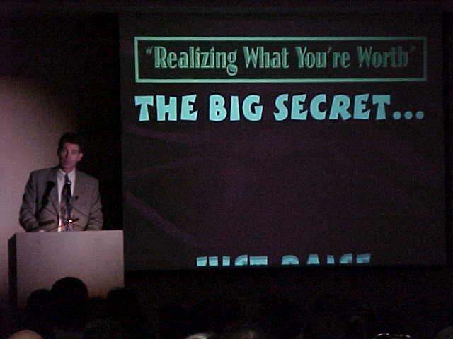 GWYW - The Big Secret